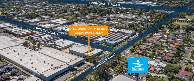 Offices commercial property for sale at 647 Waverley Road Glen Waverley VIC 3150