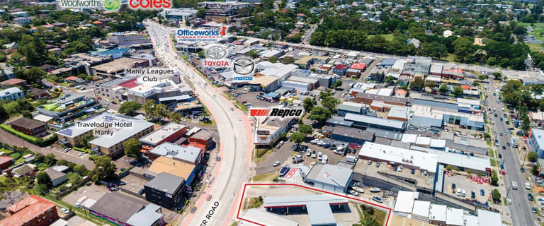 Factory, Warehouse & Industrial commercial property for sale at 756 Pittwater Road Brookvale NSW 2100