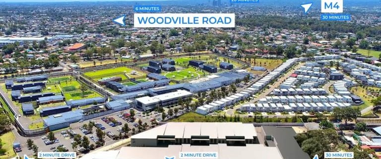 Factory, Warehouse & Industrial commercial property for sale at 13 Birmingham Avenue Villawood NSW 2163