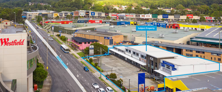 Offices commercial property for sale at 88 Park Avenue Kotara NSW 2289
