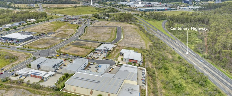 Factory, Warehouse & Industrial commercial property for sale at 27 Technology Drive Augustine Heights QLD 4300