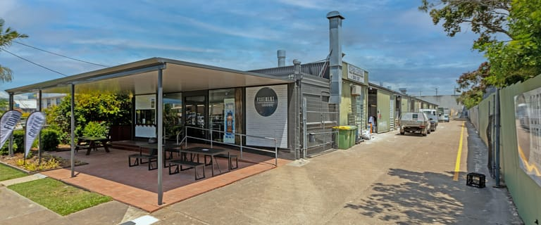 Factory, Warehouse & Industrial commercial property for sale at 17 Smith Street Capalaba QLD 4157