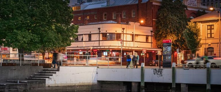 Hotel, Motel, Pub & Leisure commercial property for sale at 19 Morrison street Hobart TAS 7000