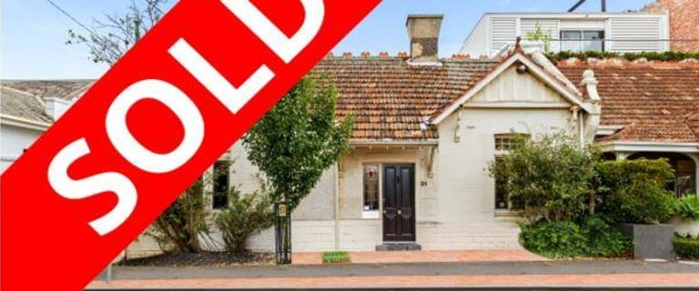 Offices commercial property sold at 31 Beatty Avenue Armadale VIC 3143