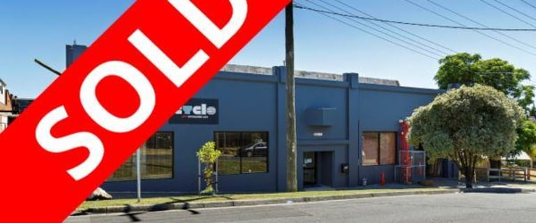 Factory, Warehouse & Industrial commercial property sold at 165 Donald Street Brunswick East VIC 3057