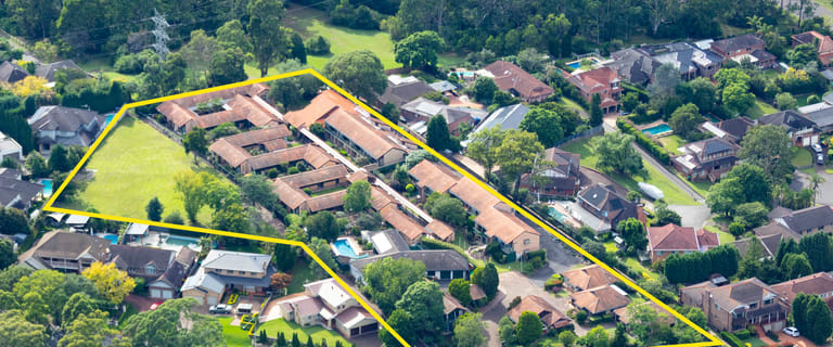 Development / Land commercial property for sale at 15 Hill Road & 1 View Street West Pennant Hills NSW 2125
