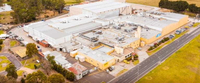 Factory, Warehouse & Industrial commercial property for sale at 169 Princess Highway Bairnsdale VIC 3875