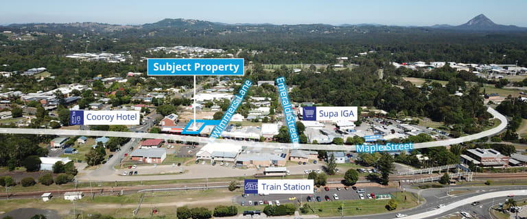 Shop & Retail commercial property sold at 34 Maple Street Cooroy QLD 4563