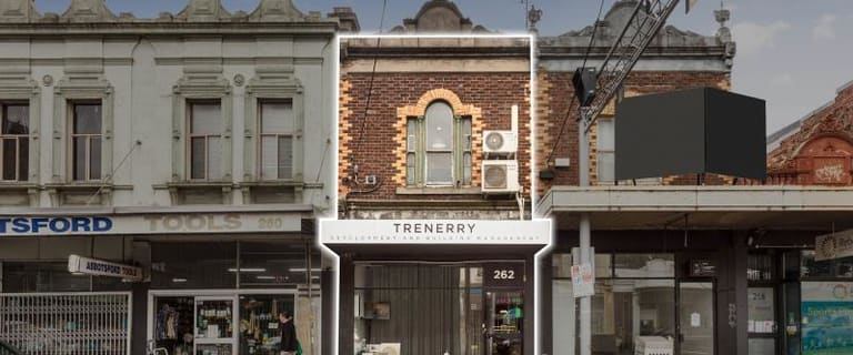 Shop & Retail commercial property for sale at 262 Johnston Street Abbotsford VIC 3067