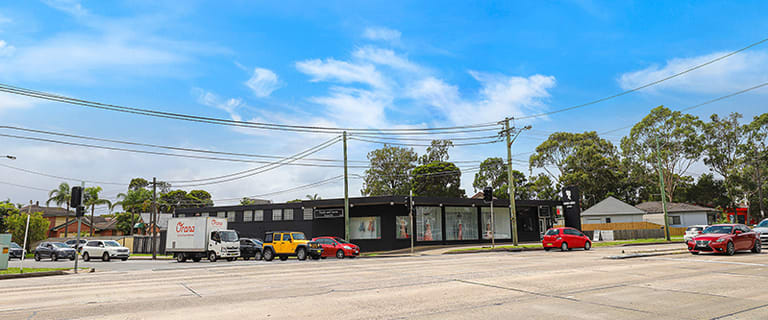 Showrooms / Bulky Goods commercial property sold at 906 Hume Highway Bass Hill NSW 2197