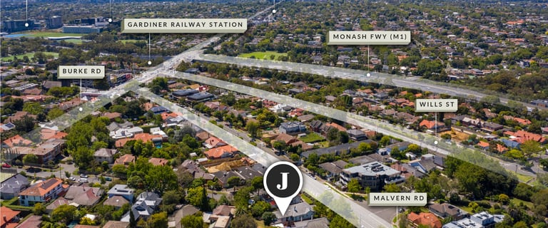 Development / Land commercial property for sale at 1610 Malvern Road Glen Iris VIC 3146