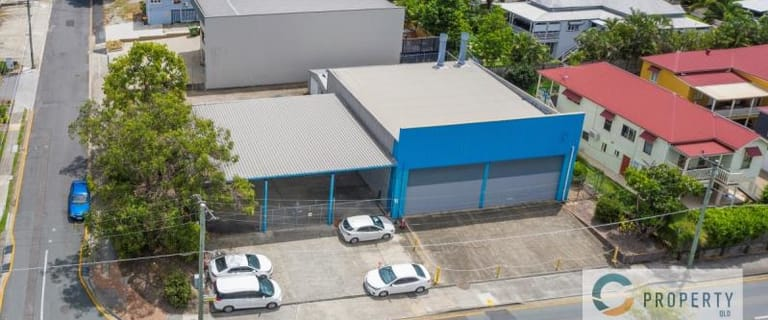Factory, Warehouse & Industrial commercial property for sale at 31 Dibley Street Woolloongabba QLD 4102