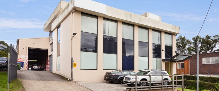 Factory, Warehouse & Industrial commercial property for sale at 6 Pioneer Avenue Thornleigh NSW 2120
