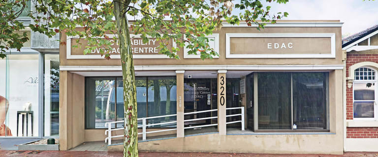 Offices commercial property sold at 320 Rokeby Road Subiaco WA 6008