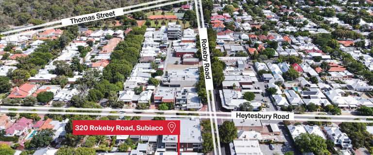 Shop & Retail commercial property for sale at 320 Rokeby Road Subiaco WA 6008