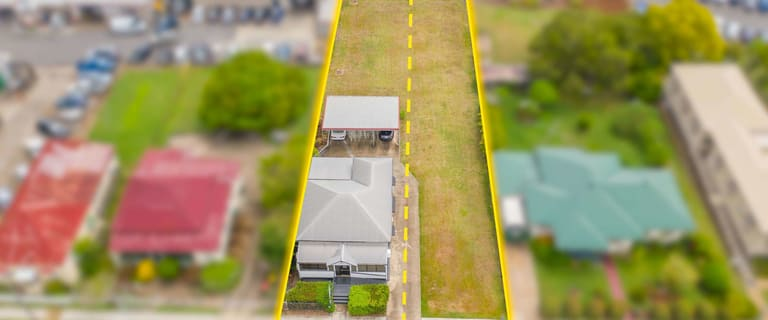Development / Land commercial property for sale at 8 & 10 Mortimer Street Ipswich QLD 4305
