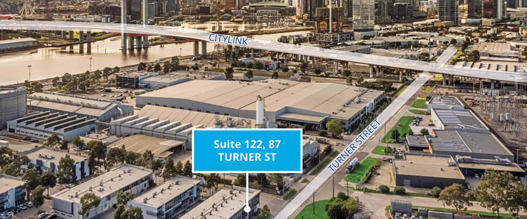Offices commercial property sold at Suite 122, 87 Turner Street Port Melbourne VIC 3207