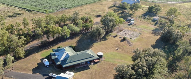 Rural / Farming commercial property for sale at Jondaryan QLD 4403