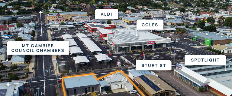 Medical / Consulting commercial property for sale at 18-20 Sturt Street Mount Gambier SA 5290