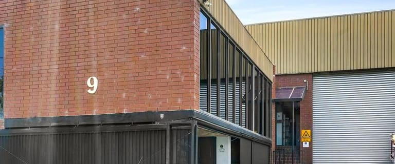 Factory, Warehouse & Industrial commercial property for sale at 9 HARKER STREET Burwood VIC 3125
