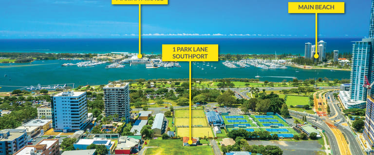 Development / Land commercial property for sale at 1 Park Lane Southport QLD 4215