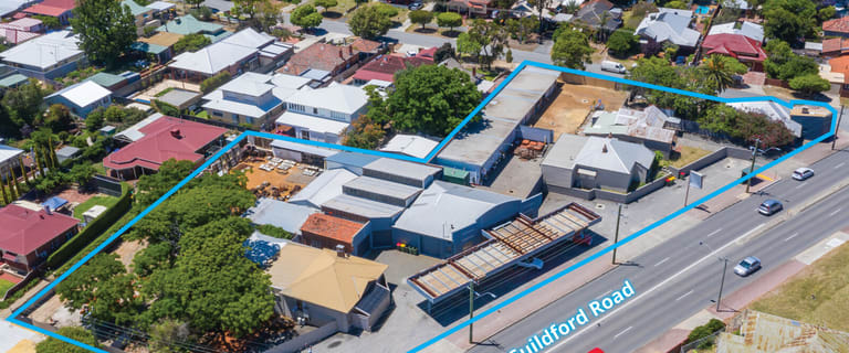 Development / Land commercial property for sale at 319-327 Guildford Road Bayswater WA 6053