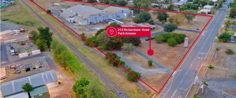 Factory, Warehouse & Industrial commercial property for sale at WHOLE OF PROPERTY/212 Richardson Road Park Avenue QLD 4701