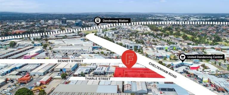 Development / Land commercial property for sale at 113-123 Cheltenham Road & 1 Tharle Street Dandenong VIC 3175