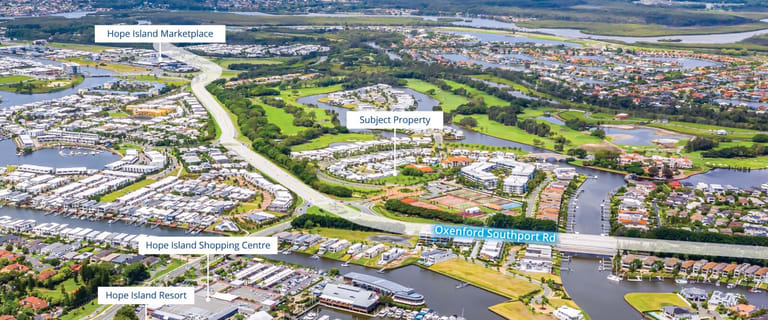 Development / Land commercial property for sale at Lot 2 Activa Way Hope Island QLD 4212