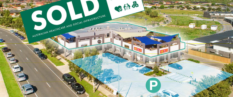Medical / Consulting commercial property sold at Level 1, 53 Mosaic Drive (Mosaic Village) Lalor VIC 3075