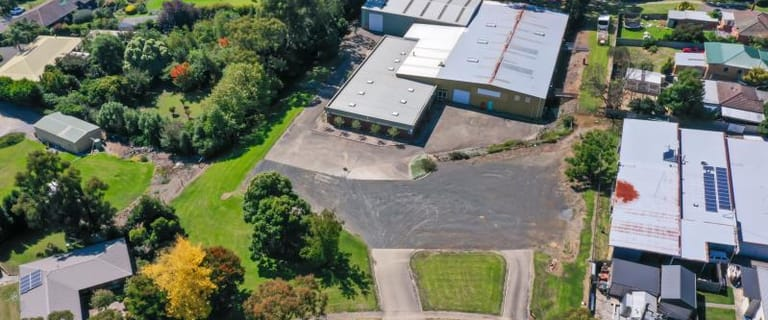 Factory, Warehouse & Industrial commercial property for sale at 2-4 Calway Street Drouin VIC 3818