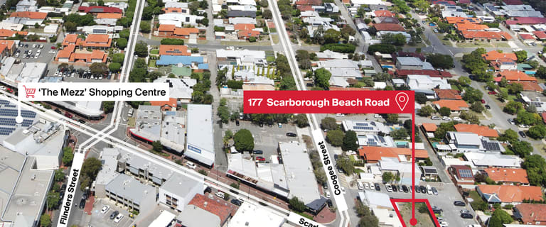 Development / Land commercial property for sale at 177 Scarborough Beach Road Mount Hawthorn WA 6016