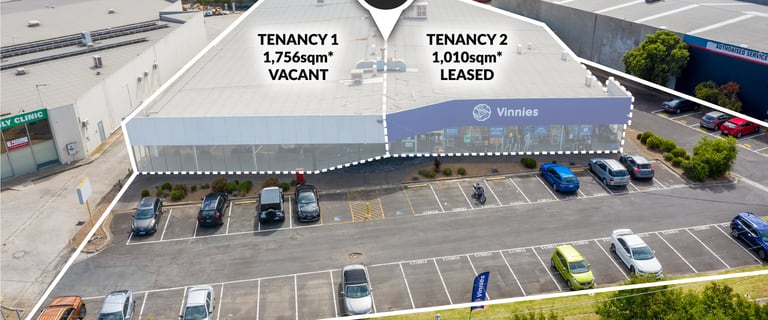 Factory, Warehouse & Industrial commercial property sold at 256 Settlement  Road Thomastown VIC 3074