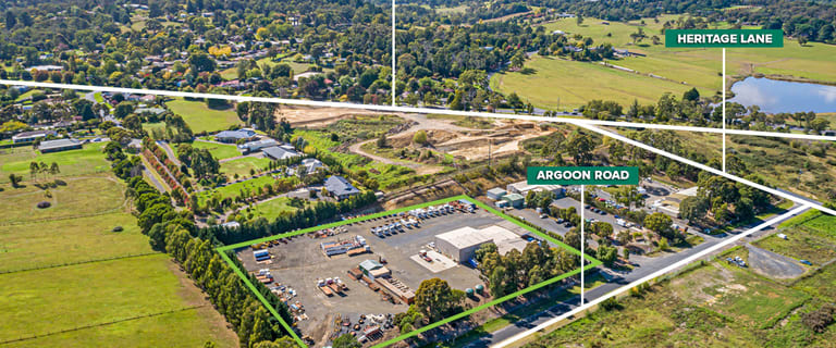 Factory, Warehouse & Industrial commercial property for sale at 40 Argoon Road Healesville VIC 3777