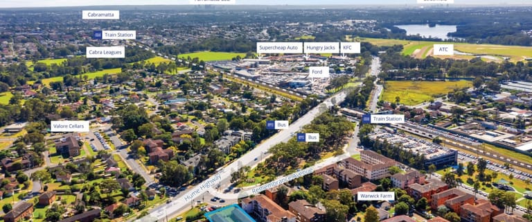 Development / Land commercial property for sale at 36 Remembrance Avenue Liverpool NSW 2170