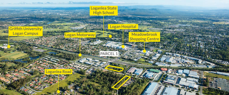Development / Land commercial property for sale at 40, 57-67 Ellerslie Road Meadowbrook QLD 4131