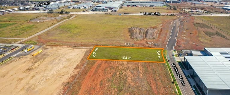 Development / Land commercial property for sale at 52 National Drive Truganina VIC 3029