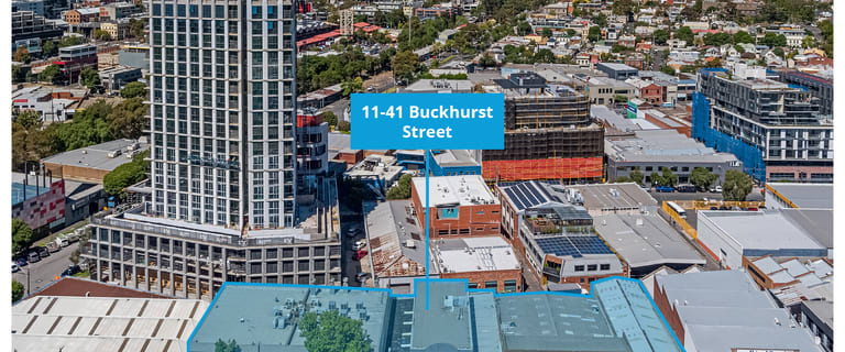 Development / Land commercial property for sale at 11-41 Buckhurst Street South Melbourne VIC 3205
