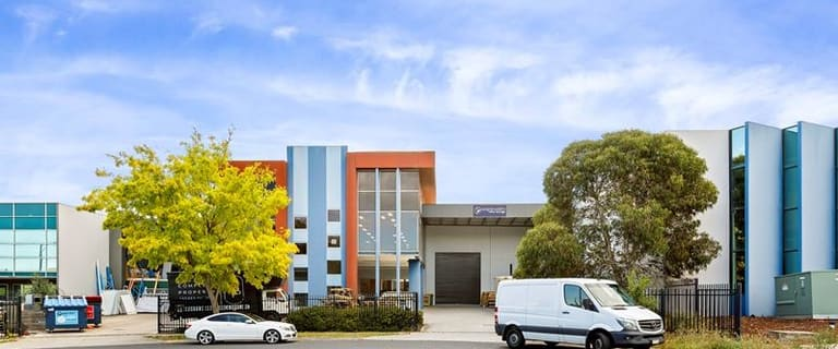 Factory, Warehouse & Industrial commercial property sold at Unit 2/5 Commercial Court Tullamarine VIC 3043