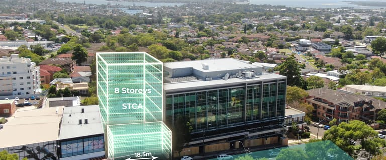Development / Land commercial property for sale at 535 - 539 Kingsway Miranda NSW 2228