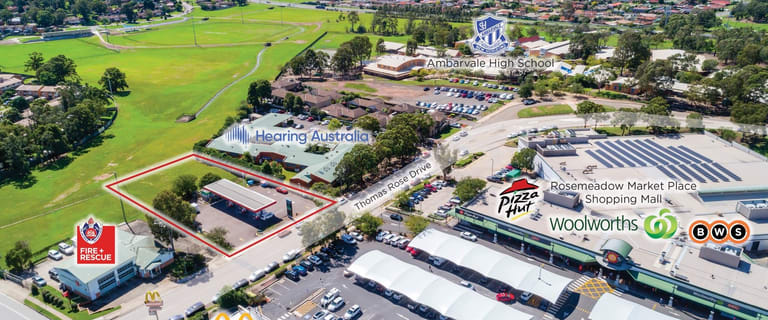 Shop & Retail commercial property for sale at 3 Thomas Rose Drive Rosemeadow NSW 2560