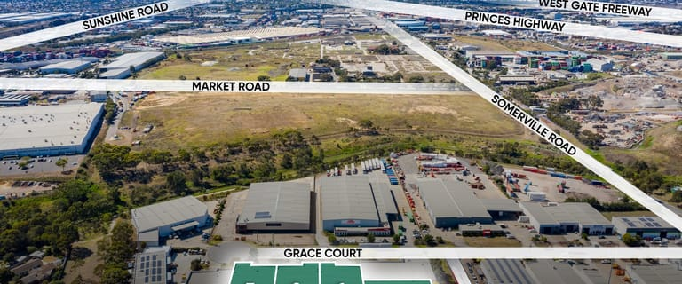 Factory, Warehouse & Industrial commercial property for sale at 26 Vella Drive & 1, 2 & 3 Grace Court Sunshine West VIC 3020