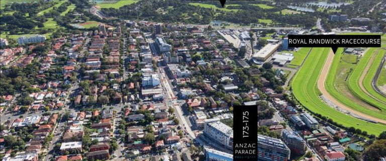 Development / Land commercial property for sale at 173-175 Anzac Parade Kensington NSW 2033