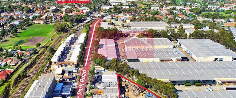 Factory, Warehouse & Industrial commercial property for sale at 365-367 Park Road Regents Park NSW 2143