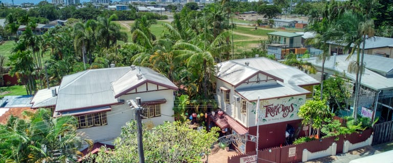 Hotel, Motel, Pub & Leisure commercial property for sale at 26 - 28 Bunting Street Cairns City QLD 4870