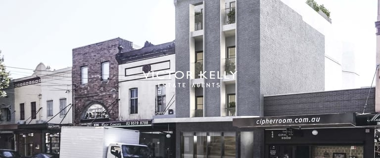 Development / Land commercial property for sale at 638 King Street Newtown NSW 2042