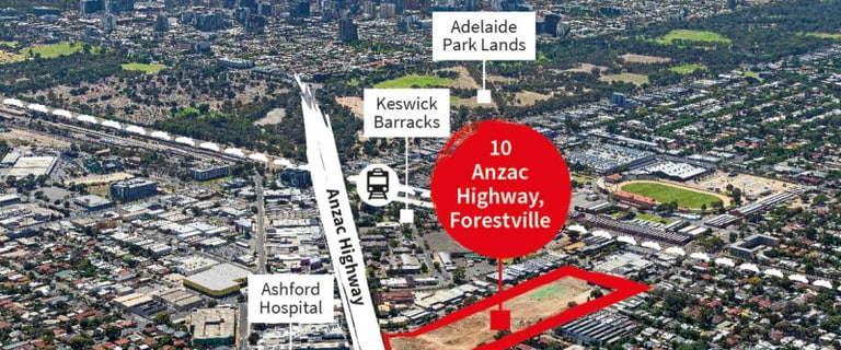 Shop & Retail commercial property for sale at 10 Anzac Highway Forestville SA 5035