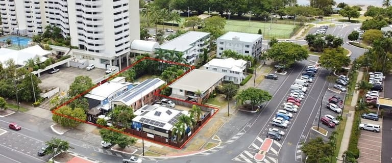 Medical / Consulting commercial property for sale at 6 Upward Street cnr with 154 - 156 Lake Street Cairns North QLD 4870