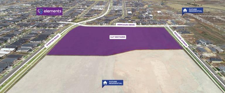 Development / Land commercial property for sale at Corner Everton Road & Hercules Drive Truganina VIC 3029