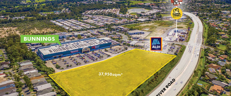 Development / Land commercial property for sale at 13-15 Glasson Drive Bethania QLD 4205